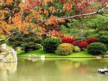 Japanese Garden, a short history